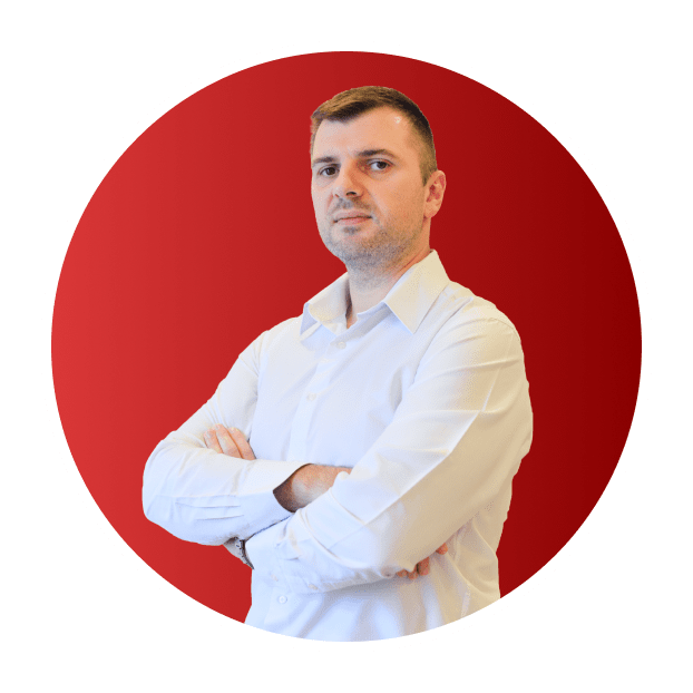 Anton Kotik Development Leader в компании Apriorit